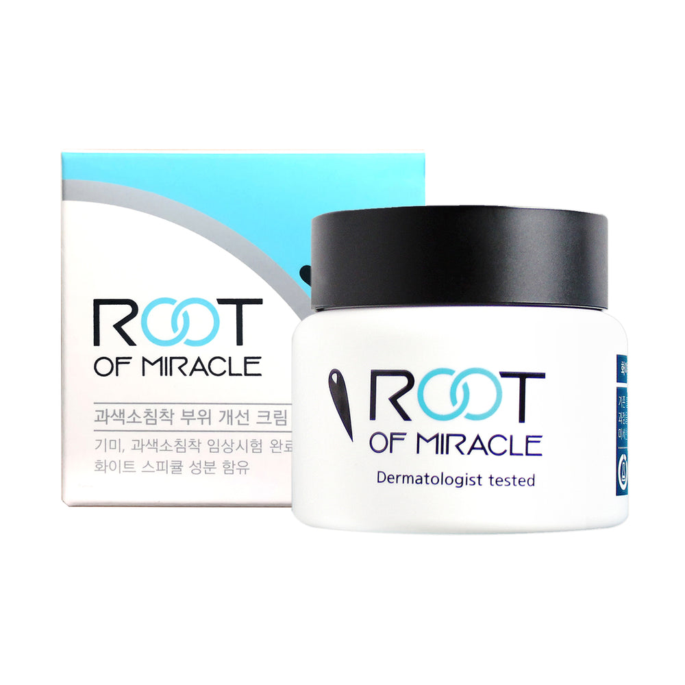 [Bella-Luce] Root of Miracle Skin Brightening, Freckle, Blemish, Dark Spot, Hyper Pigmentation Remover Night Cream 50ml