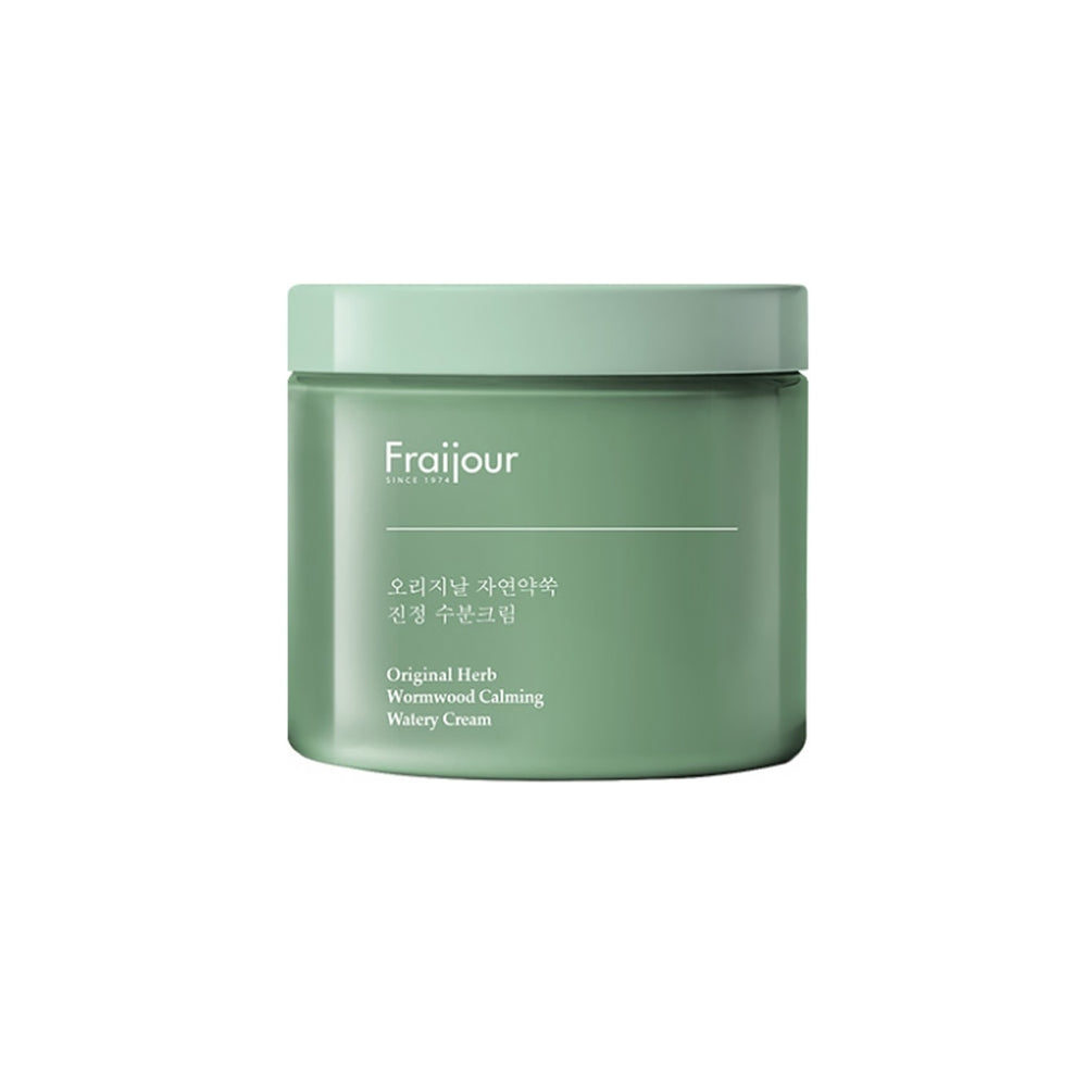 [1+1] Fraijour Natural Wormwood Calming Watery Cream / Soothing Moisture Cream 100ml