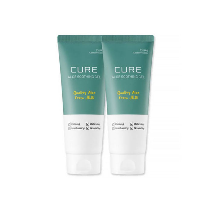 Kim Jung Moon Aloe Cure Aloe Soothing Gel 150ml Highly Moisturizing No additives for Skin Irritation
