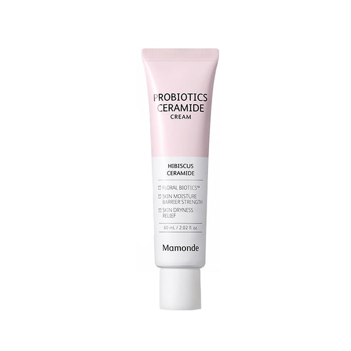 Mamonde Probiotics Ceramide Cream 60ml Vegan Friendly/Comfortable mild formula  for all seasons