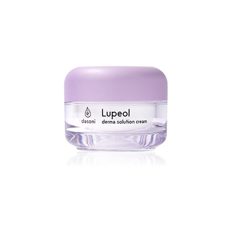 [Dasoni] Lupeol Derma Solution Cream 50ml Contains 50% of Eggplant Extract Sebum Care/Skin Soothing