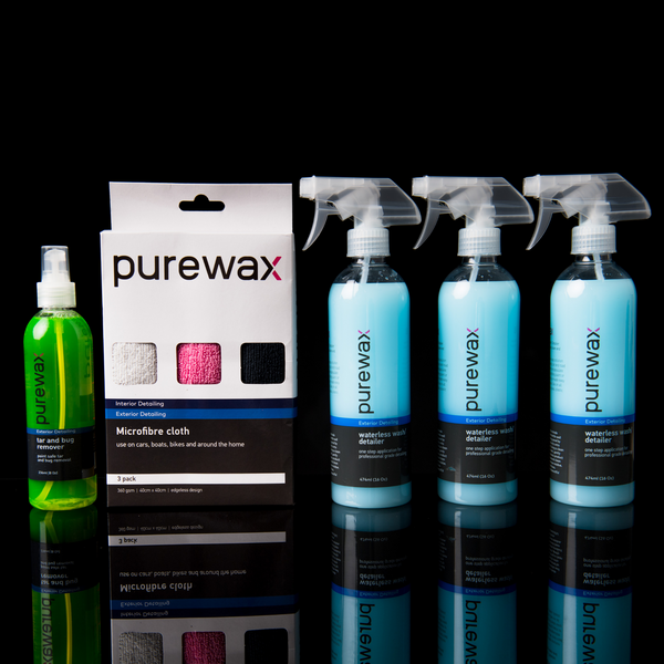 PUREWAX MADNESS KIT (LIMITED TIME ONLY)