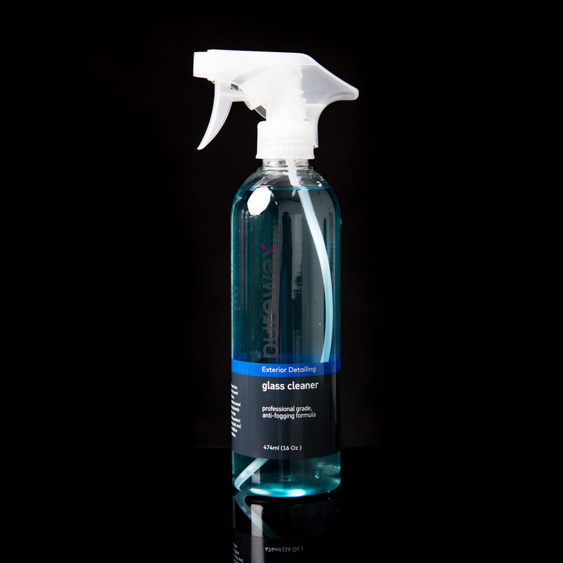 PureWax Glass Cleaner 16 Oz (474ml)