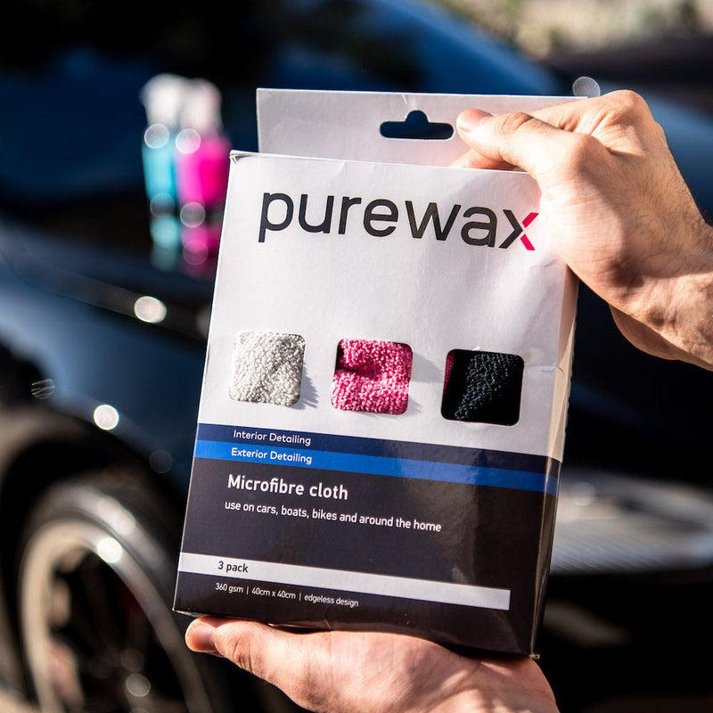 PureWax Intro Pack