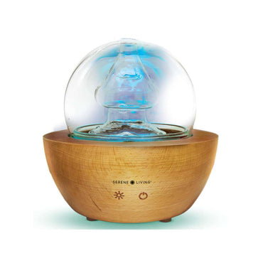 Serene Living Fountain essential oil diffuser