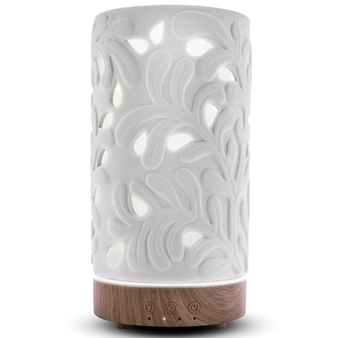Greenair Rowan Ceramic Essential Oil Diffuser