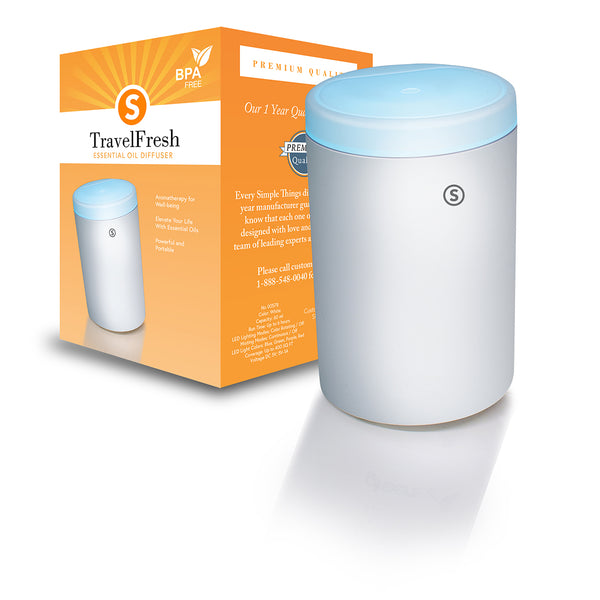 TravelFresh Wholesale Essential Oil Diffuser