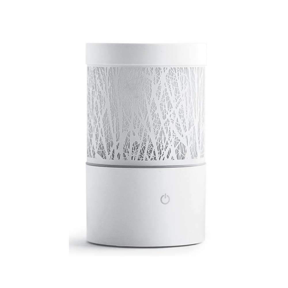Serene Living- Willow Forest (White) Essential Oil Diffuser