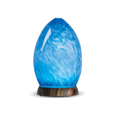 Nature's Remedy Lux Marble Blue esential oil diffuser