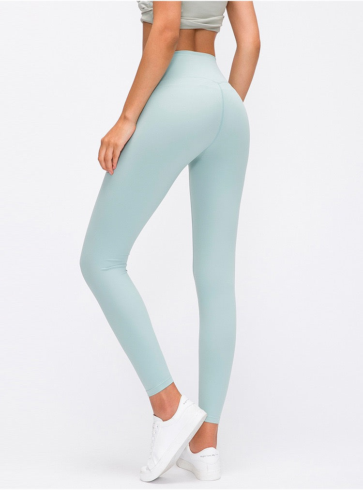 "STATUS QUO SEAMLESS 25"" LEGGINGS"