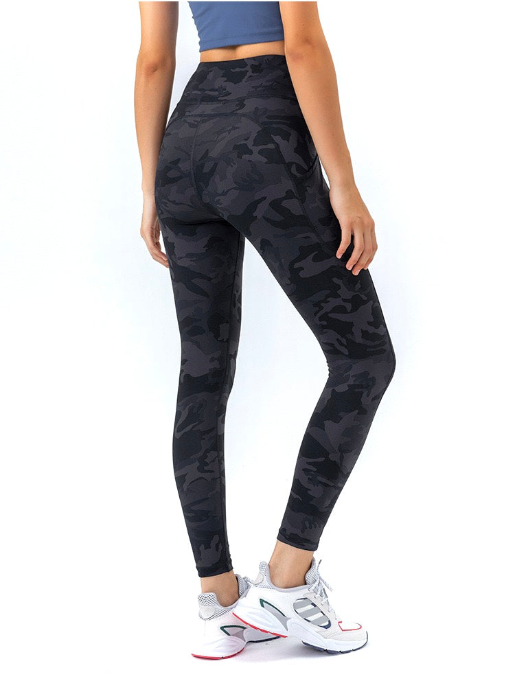 "POWER UP 25"" Leggings"