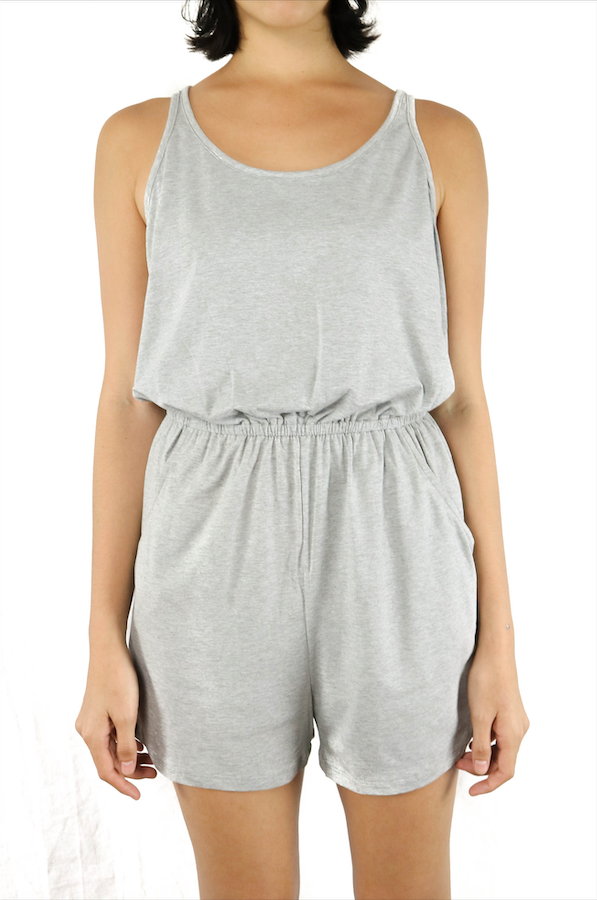 EFFORTLESS ROMPER