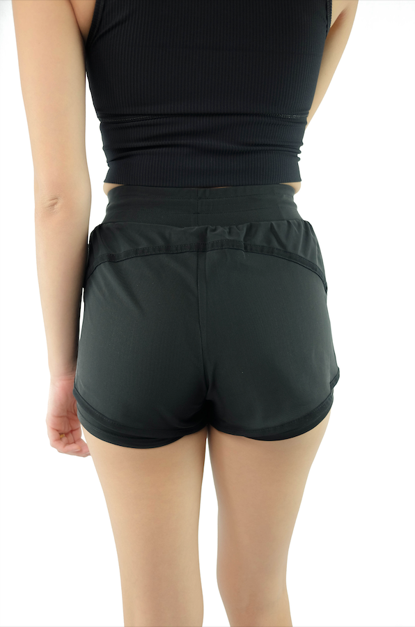 LOUNGE SHORTS V.2 (with built-in liners)