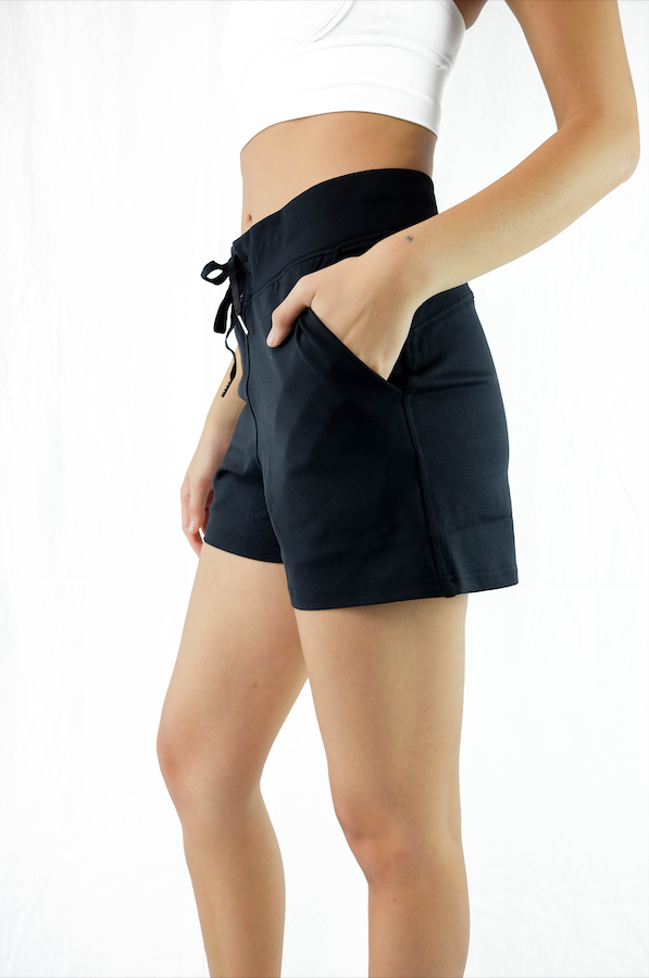 EASY-GOING LOUNGE SHORTS
