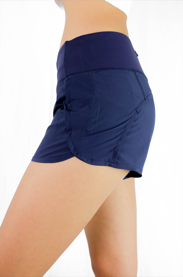 "VELOCITY 2.5"" SHORTS (w/ built-in liners)"