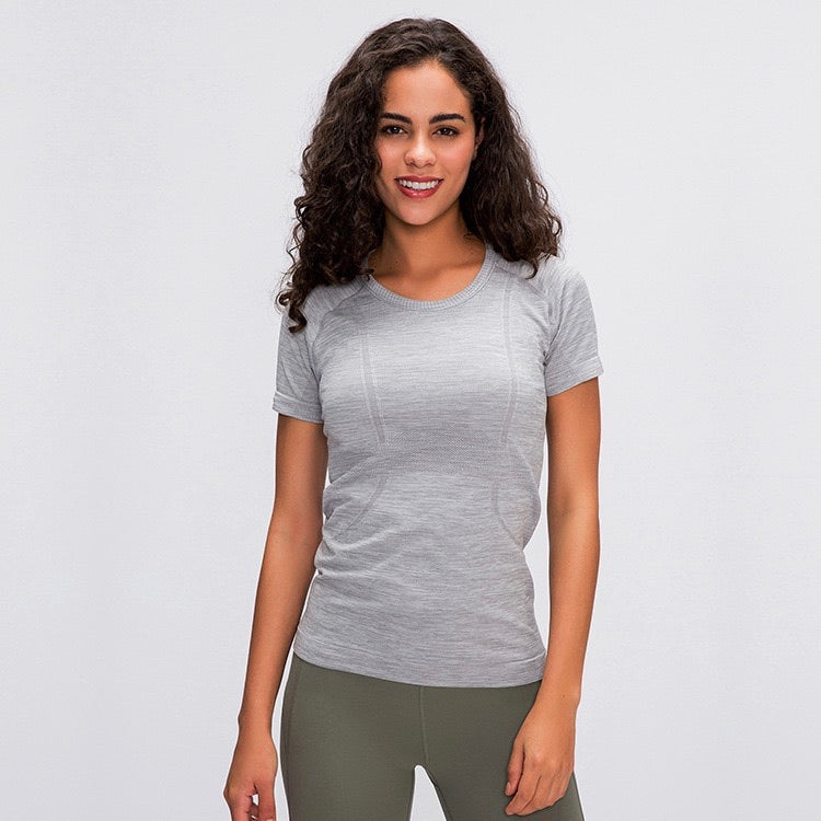Timeless Short Sleeve in Dust
