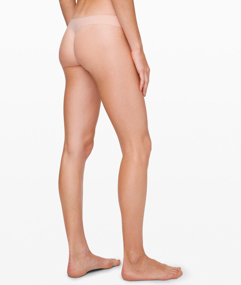 Namastay Invisible Underwear in Nude