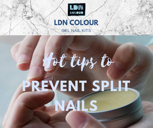 Tips to prevent split nails