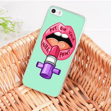 Girl Power iPhone Cases