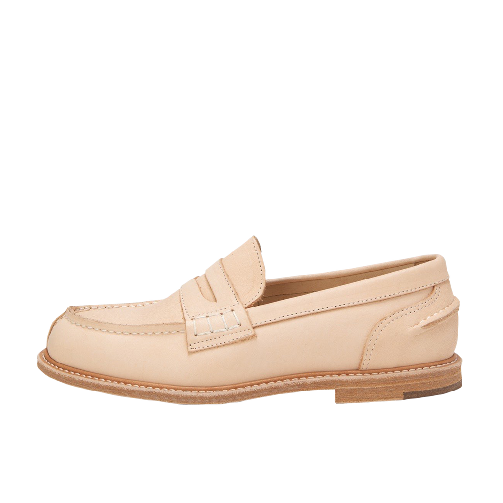 Slouchy Loafer Tan