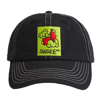 Bed Time Logo Hat Black