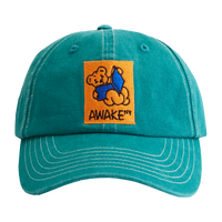 Bed Time Logo Hat Teal