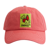 Bed Time Logo Hat Rose