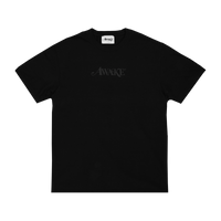 Awake Classic Logo T-Shirt Washed Black