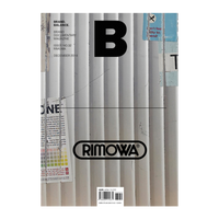 Magazine-B: Rimowa Issue 32