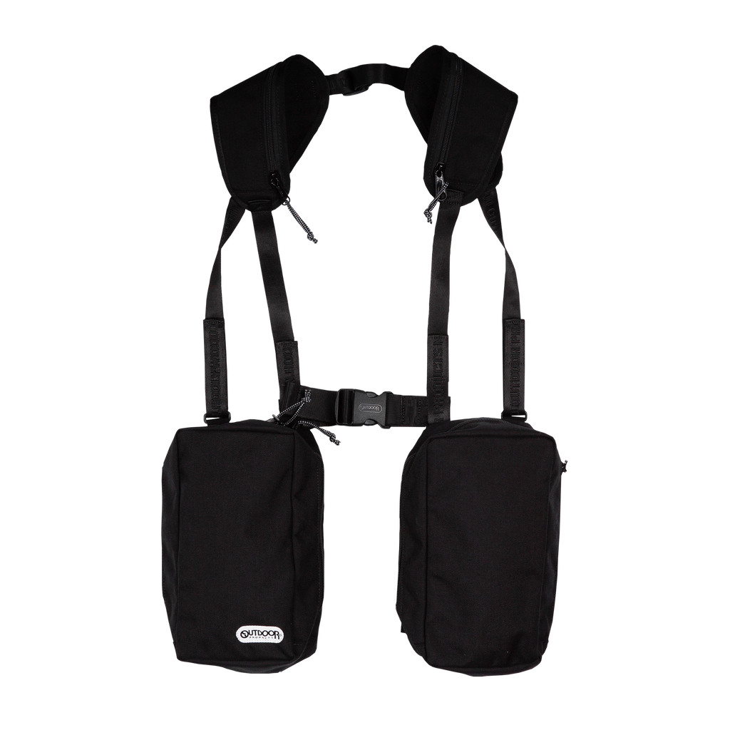 Outdoor Products Vest Bag Black
