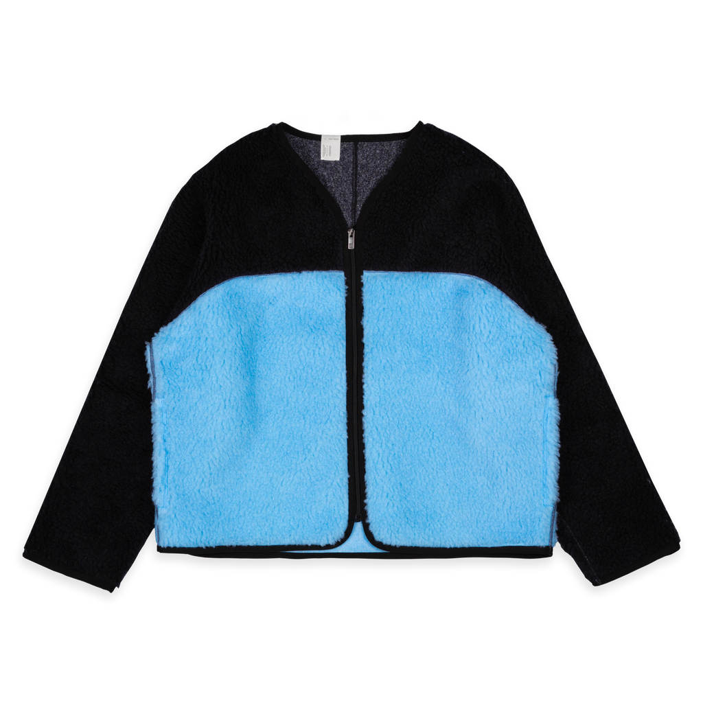 Heavyweight Fleece Liner Blue