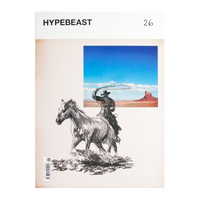 "Hypebeast Magazine: ""The Rhythms Issue"""
