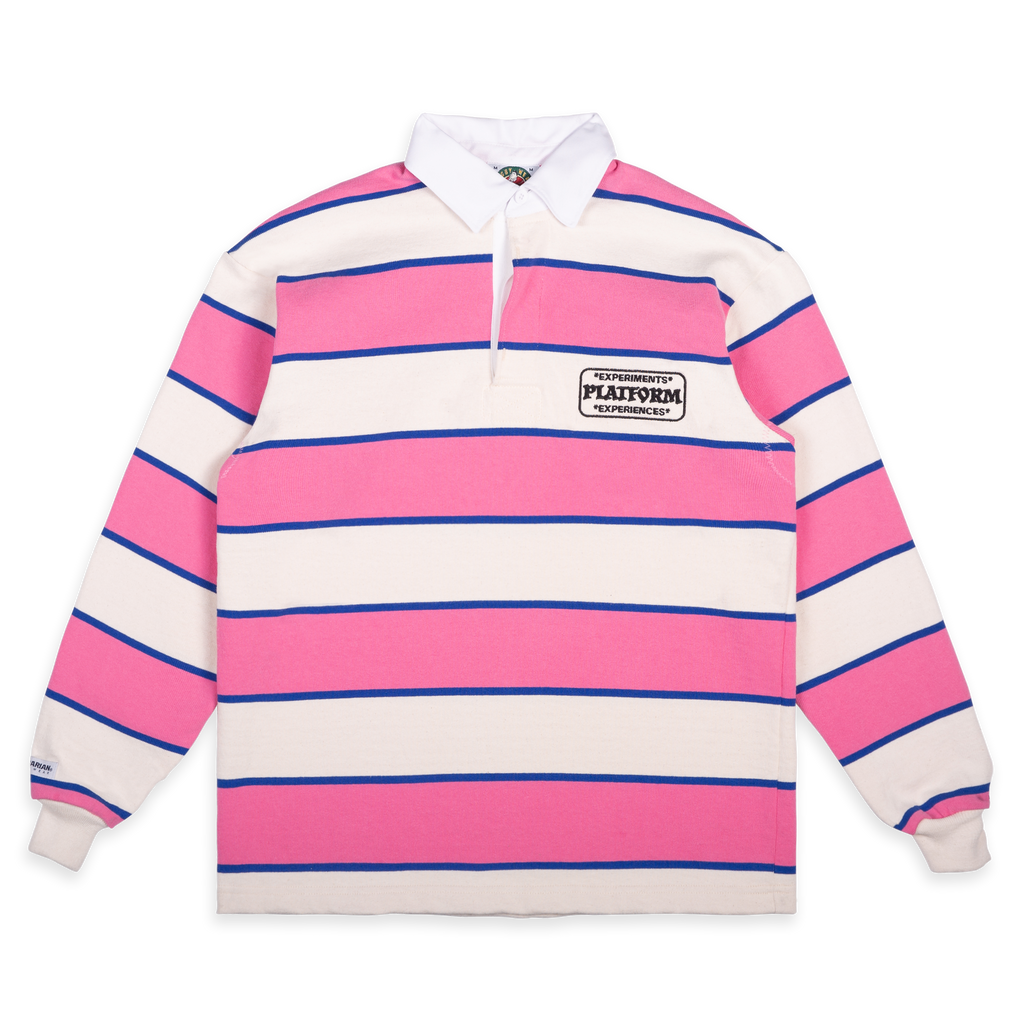 Scrum Jersey Pink/Cream