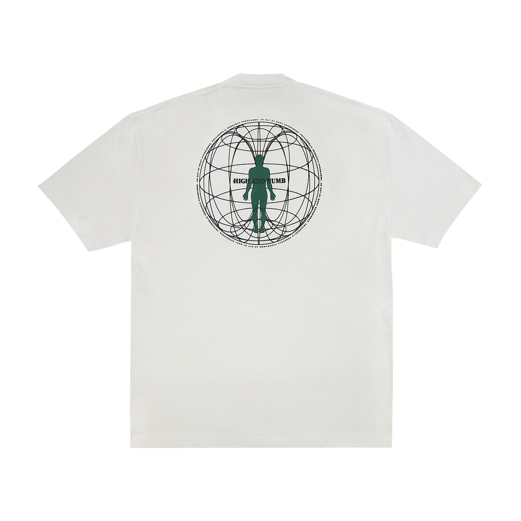 Out-Of-Body Experience T-Shirt White