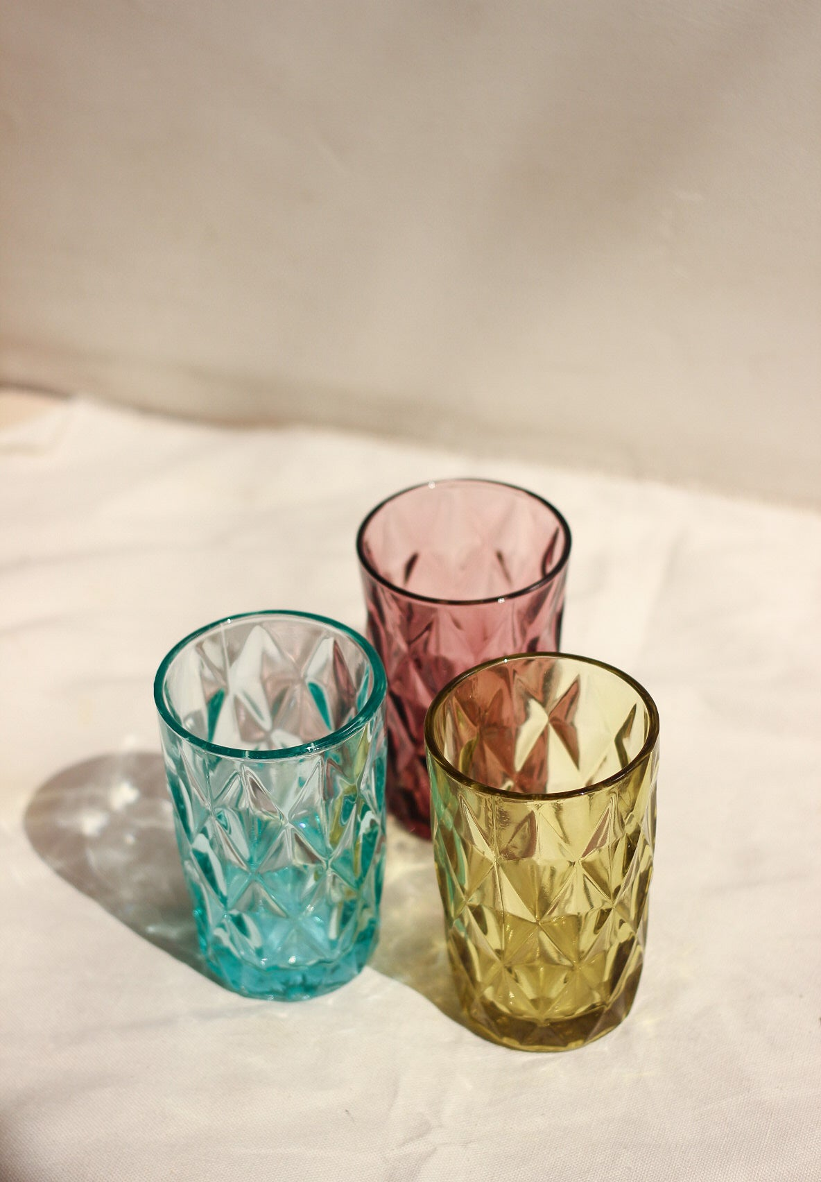 Prism Drinking Glass (Set of 6)