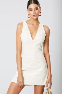 Zen V Neck Dress