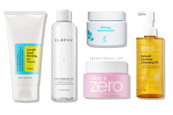 [Skin Care Routine] 9 Different Types Of Cleansers For All Skin Types