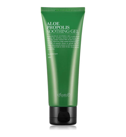 Benton Aloe Propolis Soothing Gel oily combination acne prone redness irritated skin k beauty world
