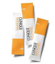 Clinique Fresh Pressed™ Renewing Powder Cleanser with Pure Vitamin C skin brightening k beauty world