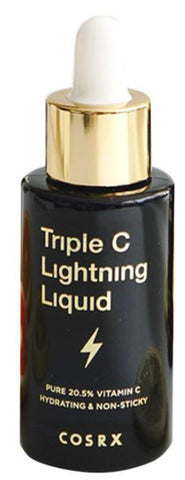 Cosrx Triple C Lightning Liquid soko glam korea skin care k beauty world
