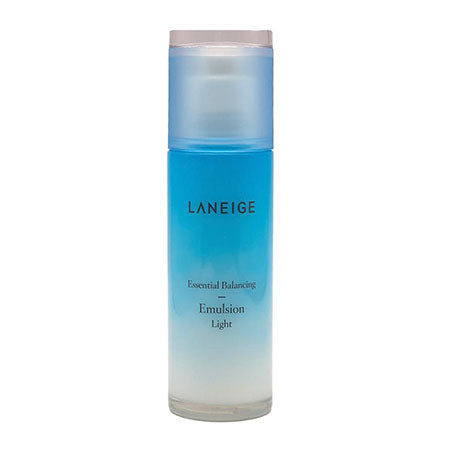 Laneige Balancing Emulsion moisturizer for oily acne redness skin korean k beauty world