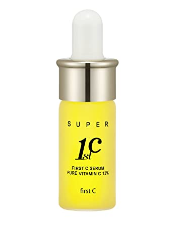 Liz K Super First C Serum Pure Vitamin 13% korean skincare anti-aging k beauty world