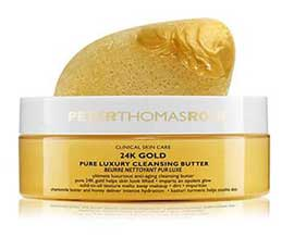 Peter Thomas Roth 24K Gold Pure Luxury Cleansing Butter cleansers for sensitive skin k beauty world