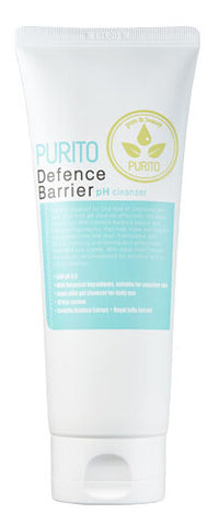 Purito Defence Barrier pH Cleanser balancing sensitive skin oily k beauty world