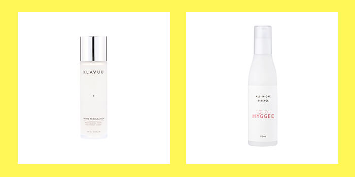 Niacinamide K Beauty World Klavuu Hyggee Anti-aging Toner brightening