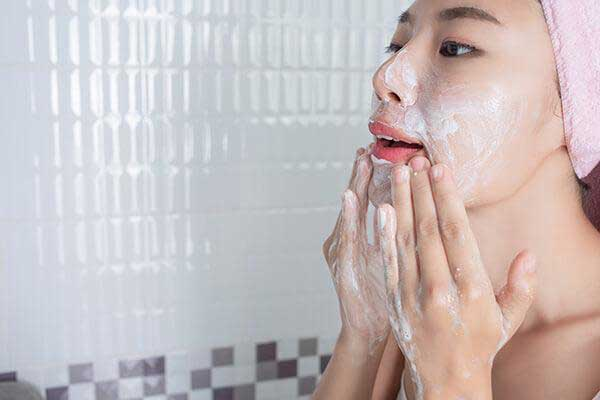 Wash Face Cleanser Korean Skincare routine Cosrx Products K Beauty World
