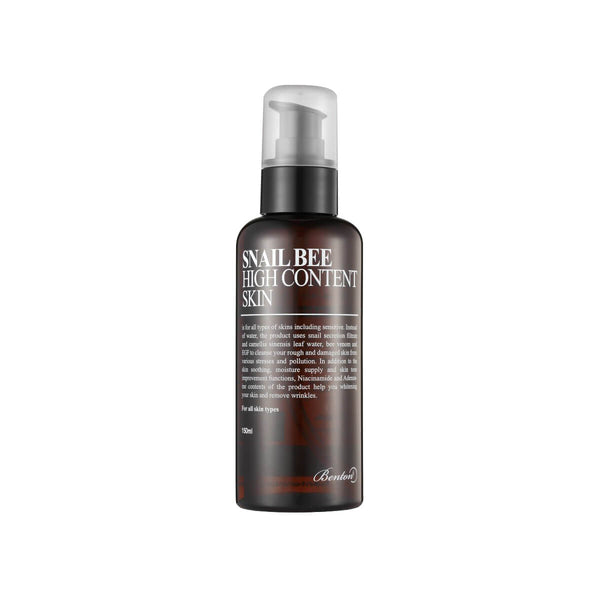 Benton Snail Bee High Content Skin Toner - K Beauty World