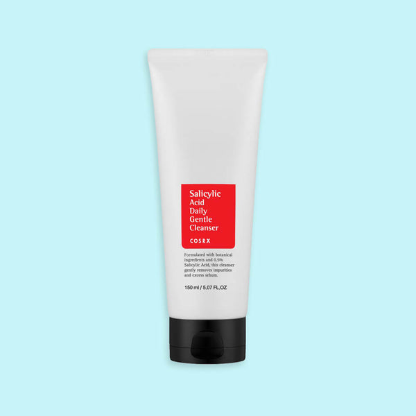 Cosrx Salicylic Acid Daily Gentle Cleanser - K Beauty World