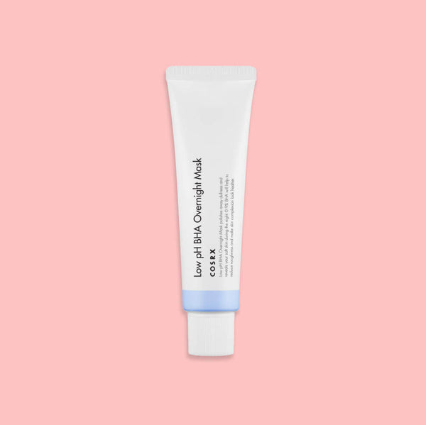 Cosrx Low pH BHA Overnight Mask - K Beauty World