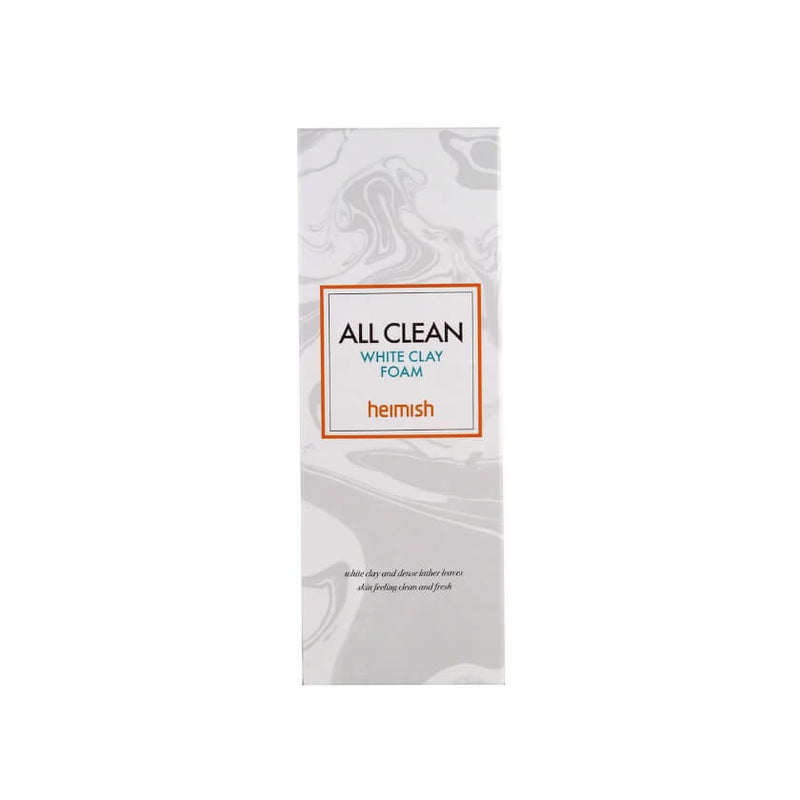 Heimish All Clean White Clay Foam - K Beauty World